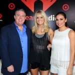 Elvis and Carolina with Carrie Underwood - iHeartRadio Music Festival