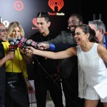 iHeartRadio Elvis and Carolina with The Black Eyed Peas - iHeart Radio Music Festival